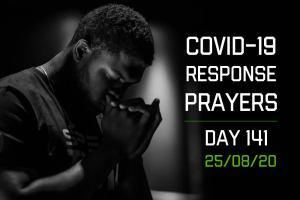 COVID-19 Response Prayers – Day 141