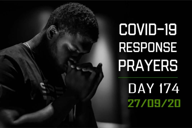 COVID-19 Response Prayers Day – 174