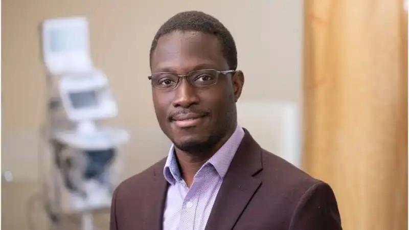 Congratulations Dr. Onyema