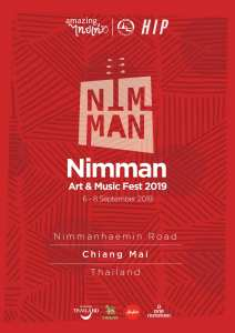 NimmanArtAndMusicFest2019CoverRed
