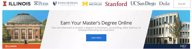 masters of data science