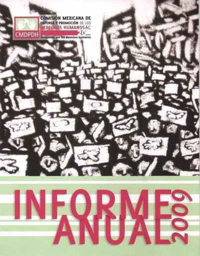 Informe Anual de Actividades 2009