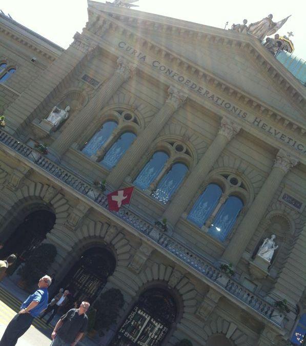 En Berna : La necesidad de eliminar el arraigo.