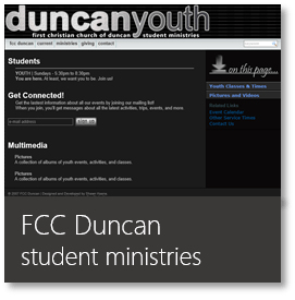 FCC Duncan Youth