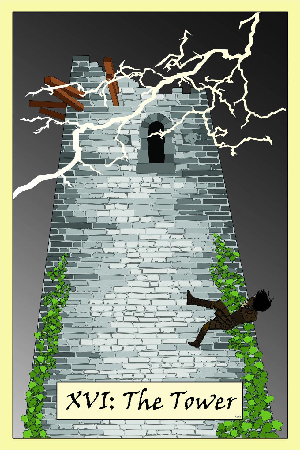 The Tower Tarot