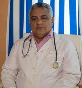 Dr. Ramón Olea, Ginecólogo