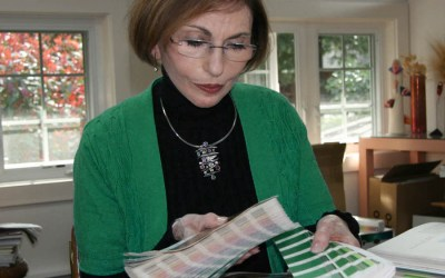 "Leatrice Eisman: ""America's color guru"""