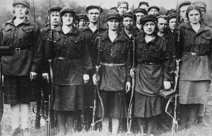bolshevik-women