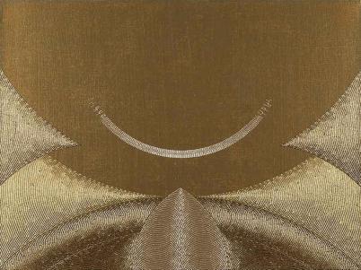 Axis: acrilico injection painting su tela 2011 30x40 cm Axis acrylic injection painting on canvas 2011 30x40 cm