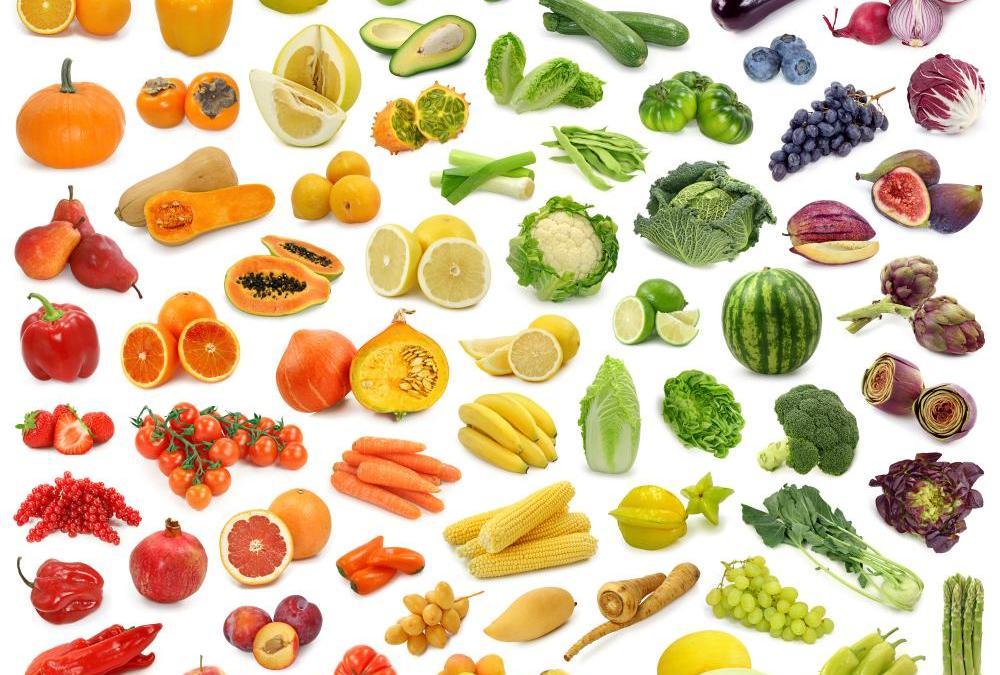 CIBOCROMIA – colora la tua nutrizione