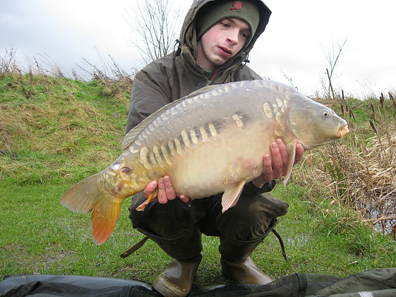 jake burridge 20lb 8oz