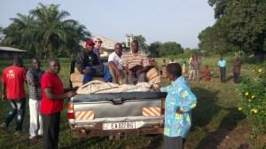 9 Mission à Boganangone RCA