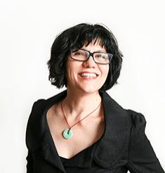Cristina-M. Gouin, conceptrice de solutions de communication