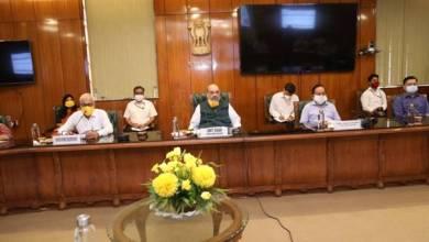Photo of शाह ने कोरोना वायरस स्थिति पर दिल्ली के उपराज्यपाल, मुख्यमंत्री के साथ की बैठक