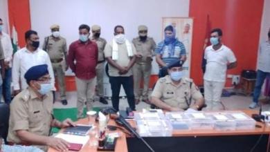Photo of खामपार पुलिस की बड़ी कामयाबी, अपहृत की बरामदी करते हुए पांच अभियक्तों की गिरफ्तारी