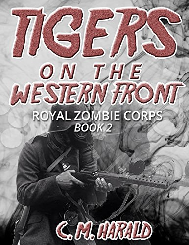 Available on Amazon – Tigers on the Western Front