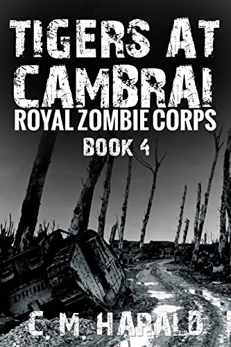 Pre-order now on Amazon – Tigers at Cambrai