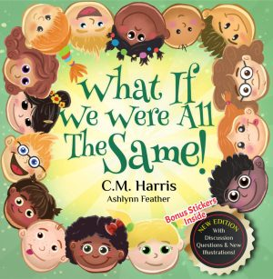 What if we were all the same book cover