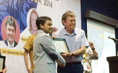 Best Paper in Finance Award at The 2nd International Research Conference on Business and Economics (IRCBE) 2016