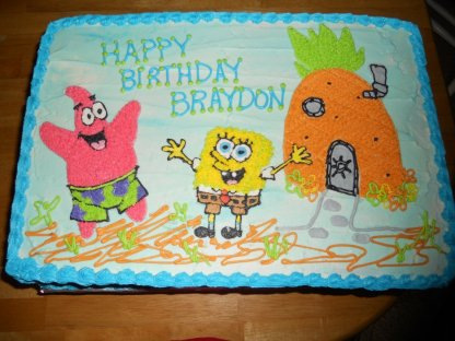 Spongebob Squarepants with Patrick