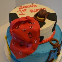 Cowboy Themed Cakes