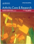 Arthritis Care Res