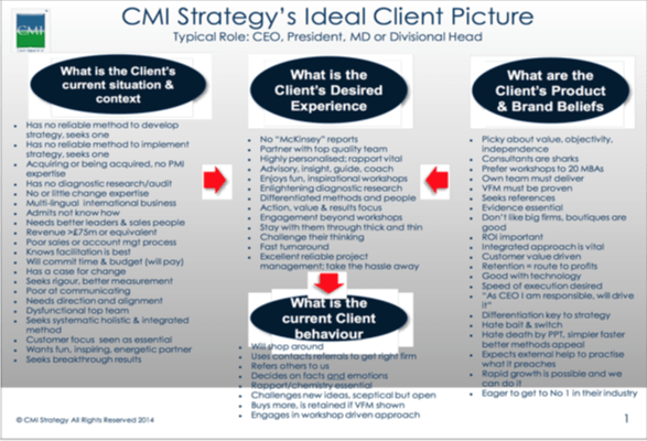 CMI Strategy Ideal Client