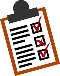 https://pixabay.com/en/checklist-lists-business-form-41335/