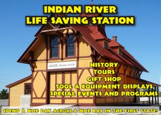 Indian River Life-Saving Station