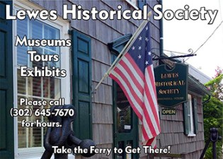 Lewes Historic Buildings Walking Tour