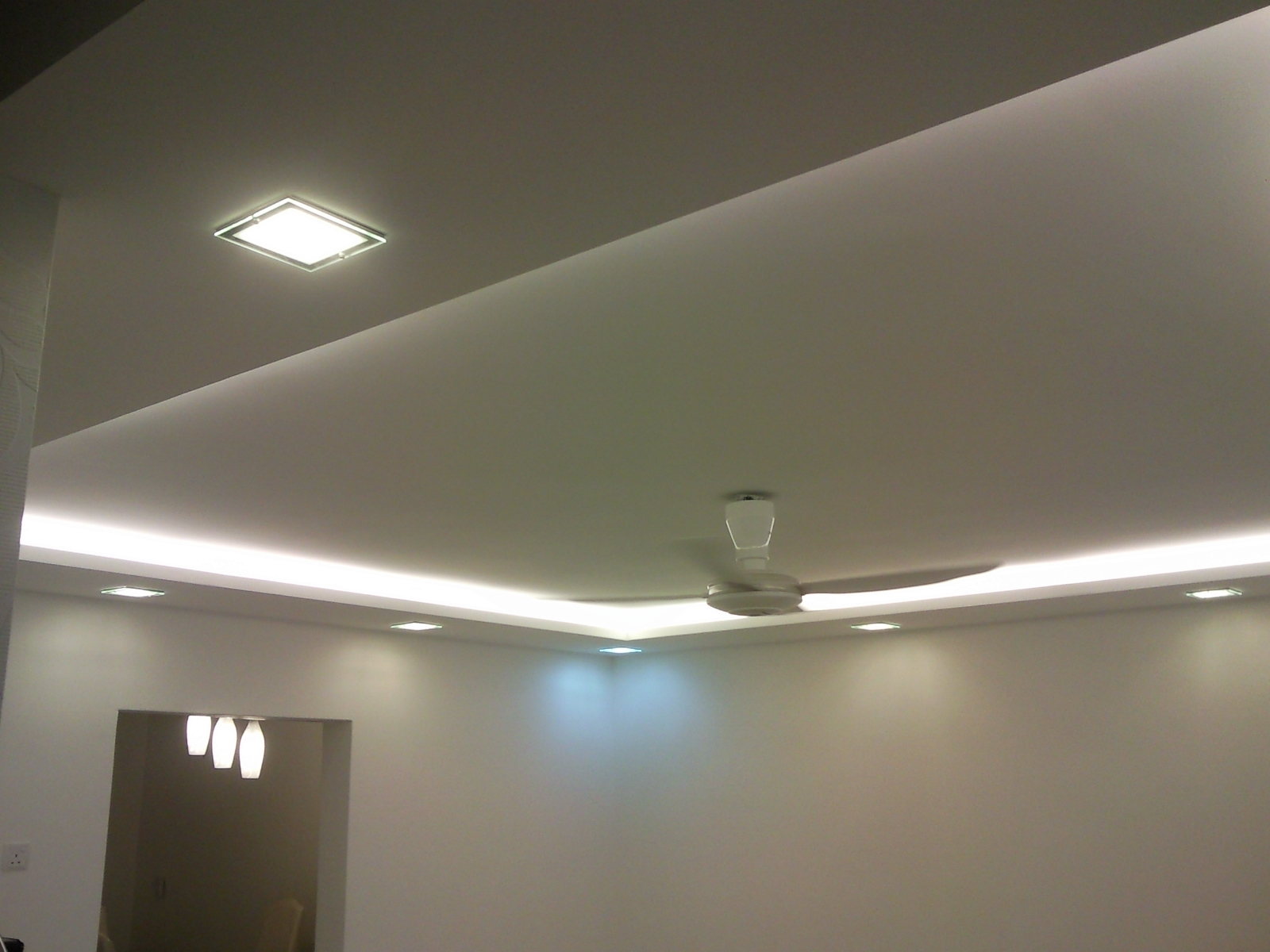 Just Ceiling Cml Id Space