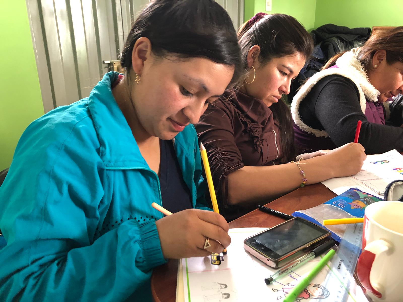 Learning English In Peru Practice Makes Perfect