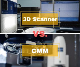 3d scanner vs cmm
