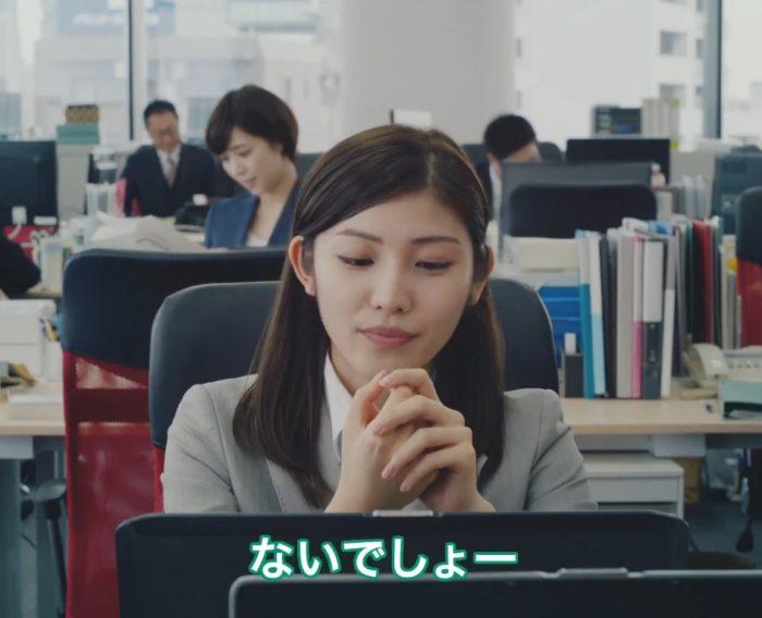 立石晴香 キャリトレ CM