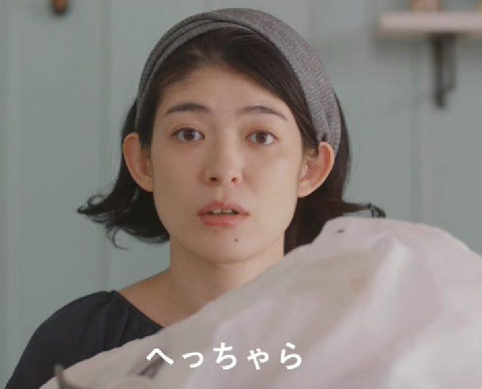 山田キヌヲ リンナイ CM