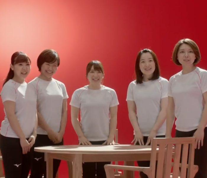 ジャワ カレー cm 女優