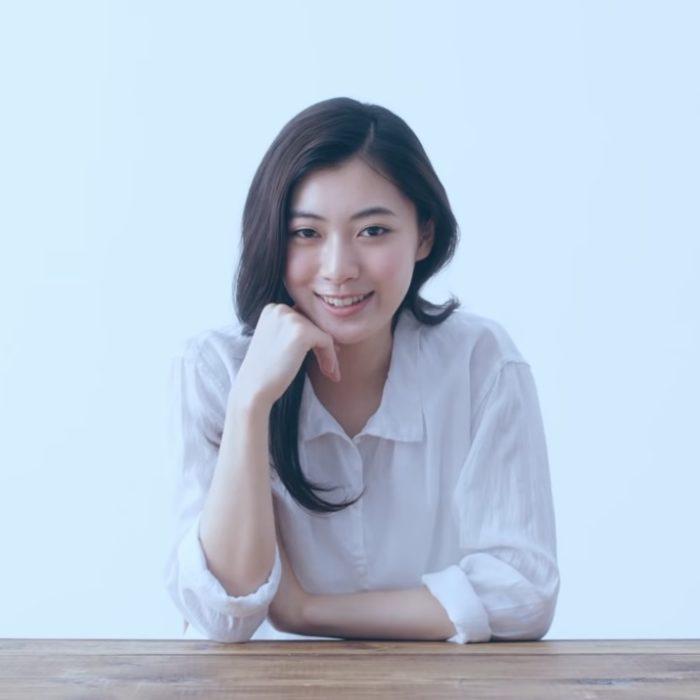 安田聖愛 龍角散 CM