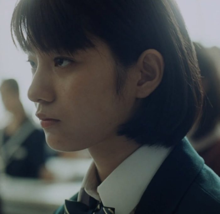 蒔田彩珠 カロリーメイト CM