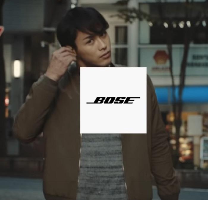 加藤玲大 BOSE CM