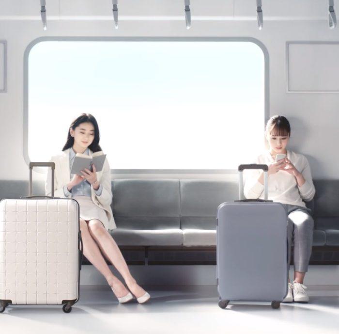 松永ちさと 神部美咲 プロテカ CM