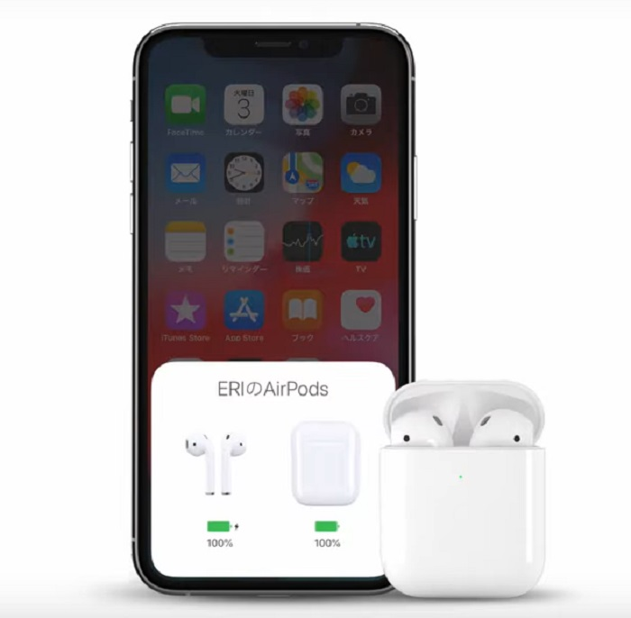 AirPods CM