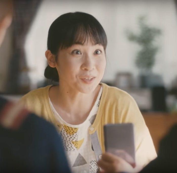 浅野千鶴 ニチガス CM