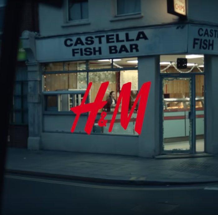 H&M CM