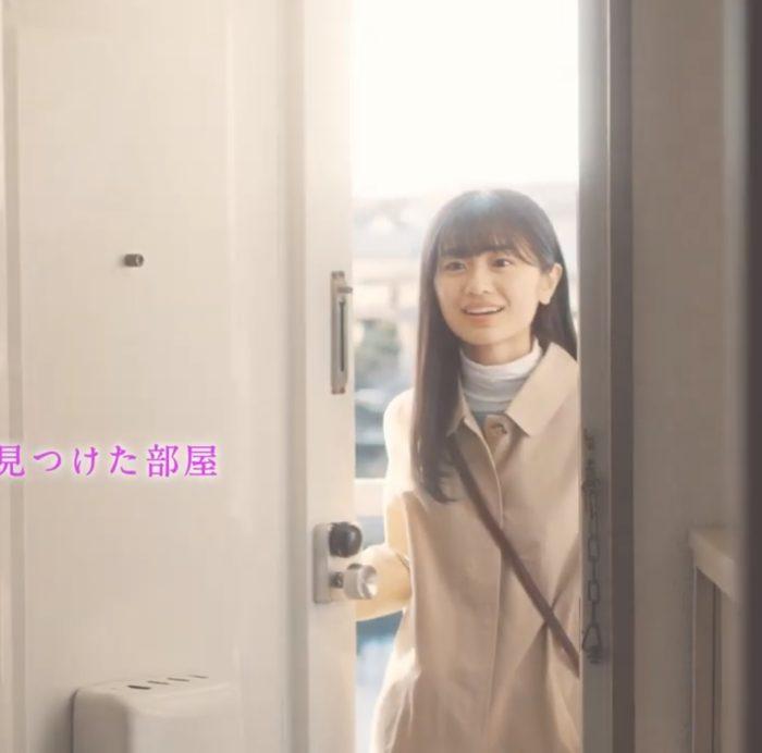 橋本乃依 ヤマダ電機 CM