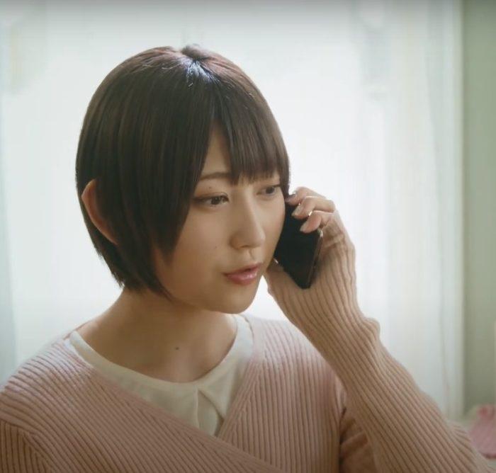 志田愛佳 花キューピット CM