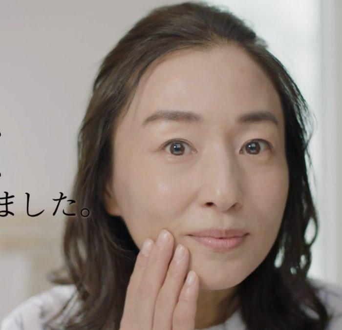 宗清万里子 ドモホルンリンクル CM