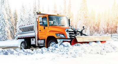 Hino 258LP Conventional