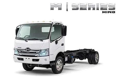 New Hino Trucks - M Series