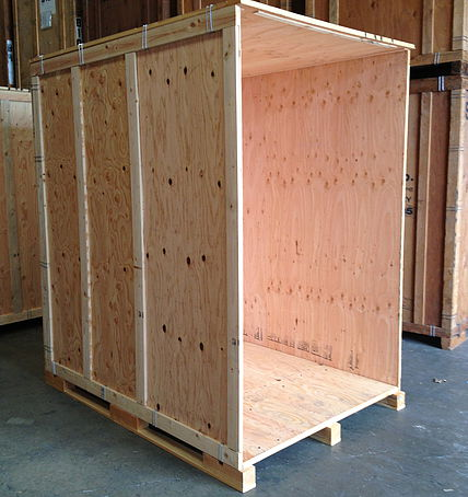 Sturdy moving box for long-term storage of your items