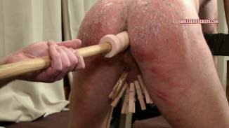 breederfuckers anal dildo